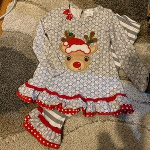 Emily Rose Christmas outfit Size 6